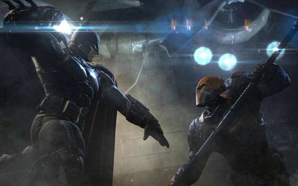 Batman Arkham Origins available for download in Google Play
