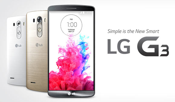 LG G3 $0 Down With Free $100 Gift Card at Best Buy