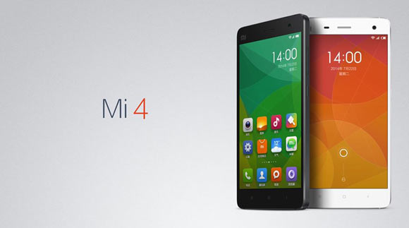 Xiaomi Mi 4 with high-end spec announced