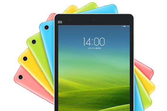 Xiaomi Launched 64GB Xiaomi MiPad in China