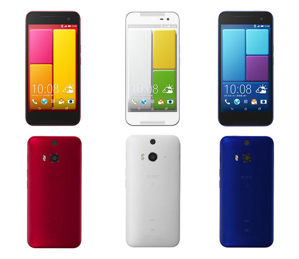 HTC J Butterfly smartphone official with carrier KDDI in Japan