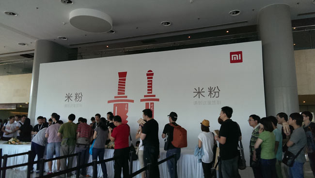 Xiaomi replaced Samsung from No. 1 position in China