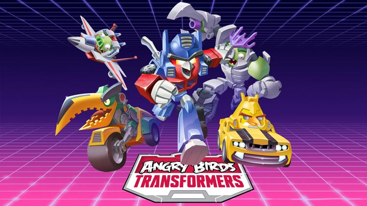Angry Birds Transformers will soon launch on Google Play