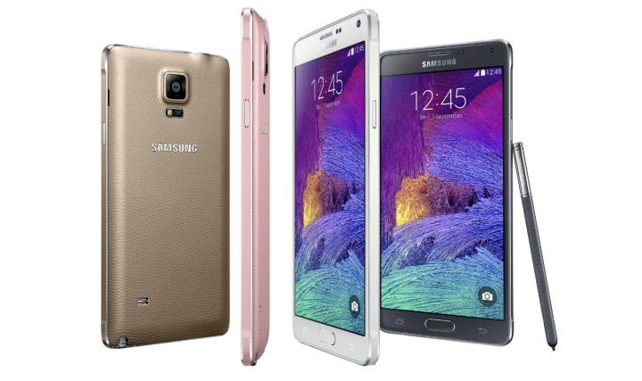 Samsung Galaxy Note 4 and Samsung Gear S features revealed in new videos