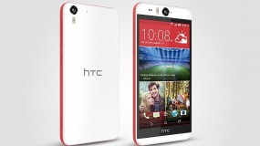 HTC Desire EYE With 13M Front-Facing Camera Launched
