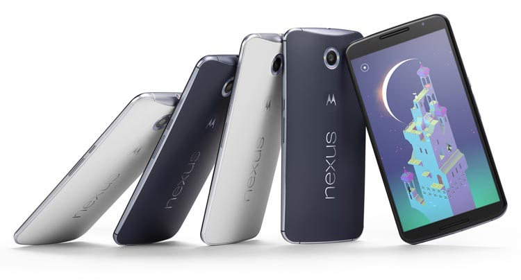 This is Google Nexus 6