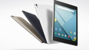 Google Launched HTC made Nexus 9 Tablet