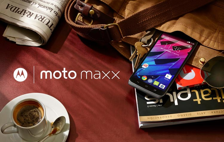 Motorola Moto Maxx Specification and price