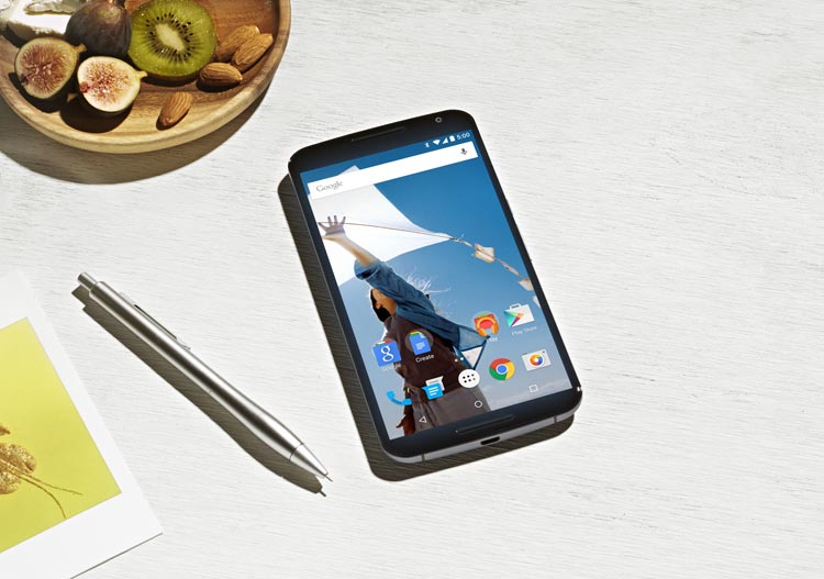 Google Nexus 6 coming soon to 12 new countries